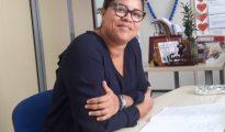 Principal of St. Dominic High School Gianne Wilson-De Weever - 20181105