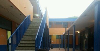 St. Maarten Academy PSVE School Courtyard