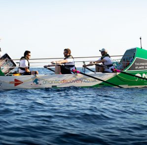 Atlantic Discovery Rowing Team sponsored by Nagico