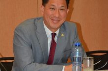 Minister Emil Lee - File Photo by Roland Bryson