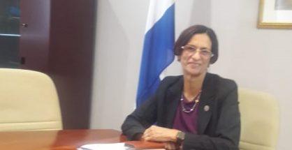 President of Parliament Sarah Wescot-Williams - 20181212 AB