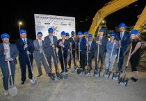 SMMC Group Photo Groundbreaking for construction new general hospital
