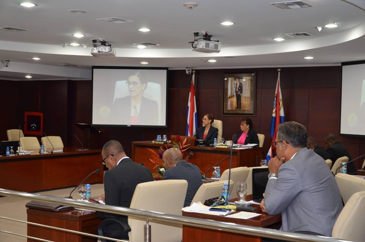 File Photo Parliamentary meeting