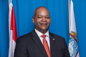 Minister of Justice Cornelus de Weever