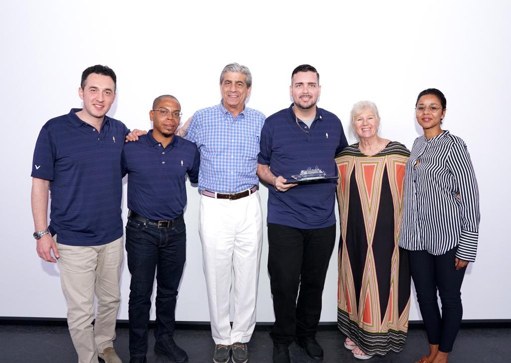 PAMAC Award for Port SXM JAN 2019