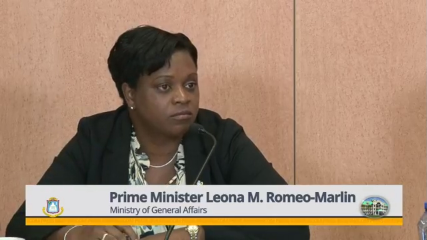 PM Leona Romeo Marlin - Pressbriefing 23 Jan 2019