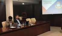 PM Leona Romeo Marlin presentation Parliament on Airport Financing 2019012101