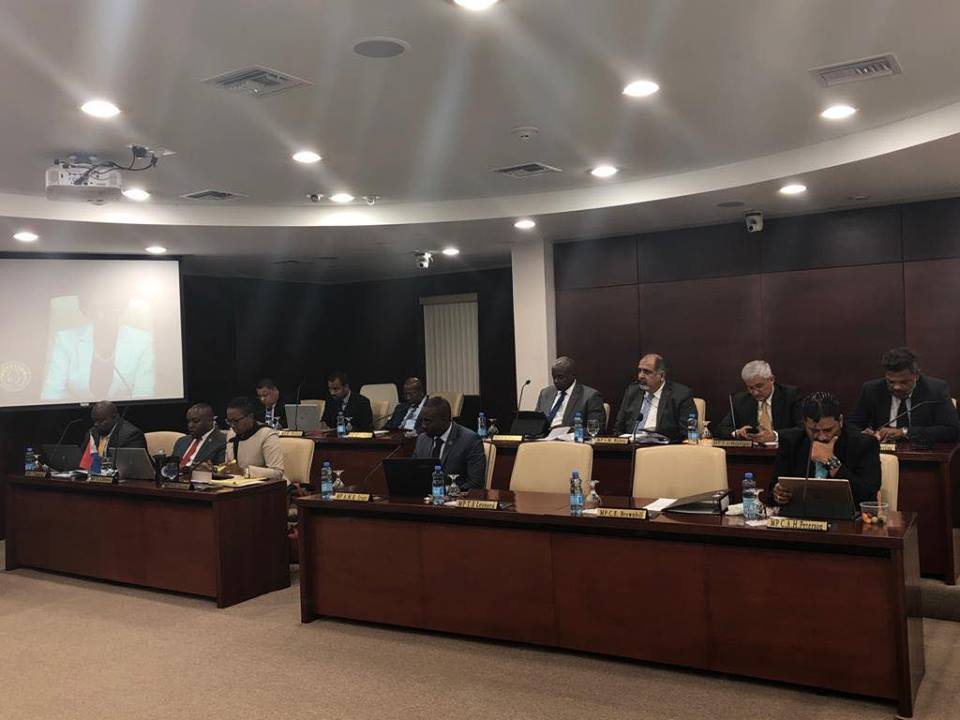 Presentation Parliament on Airport Financing 2019012103
