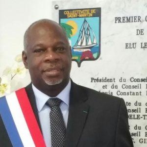 Senator Guillaume Arnell