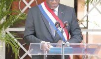 Senator Guillaume Arnell presentation