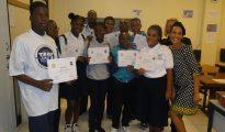 TAPS Program graduates