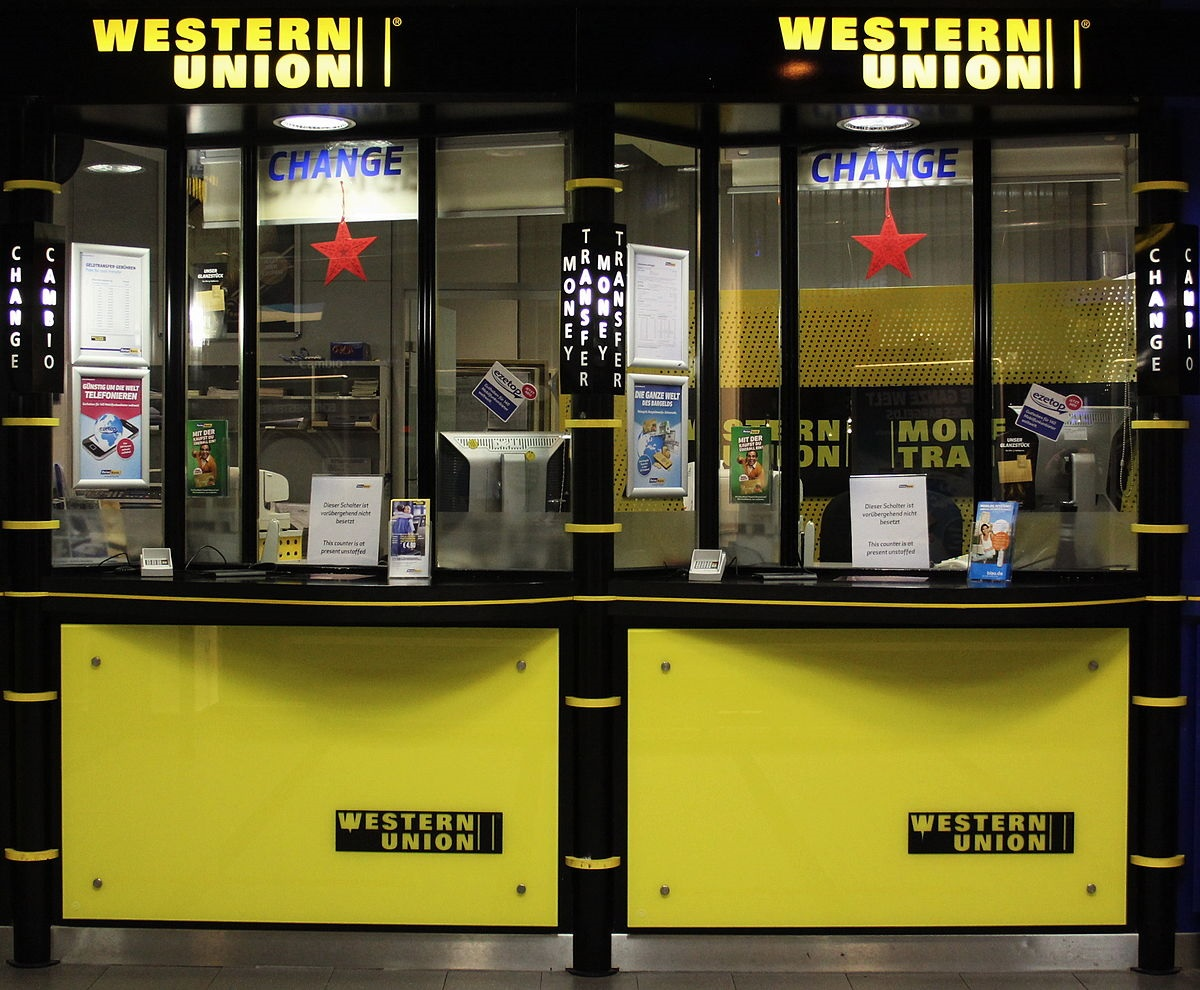 Western Union Office