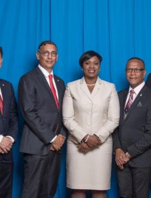 Council of Ministers Press Photo - Feb 2019