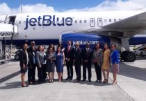 JetBlue inaugural FLL-SXM flight 14 Feb 2019 (1)