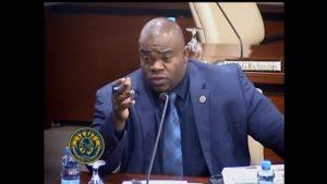 MP Christophe Emmanuel on FATF regulation in Parliament - 27 Feb 2019