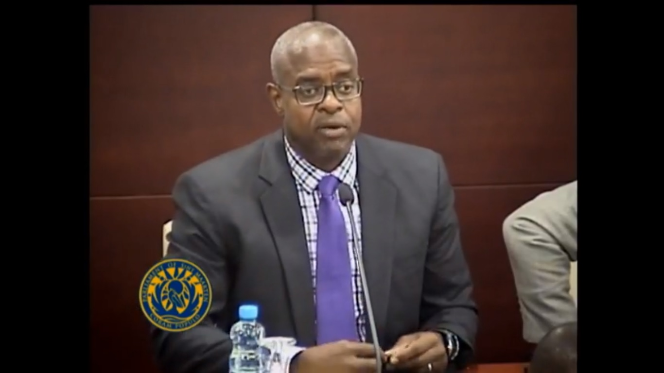 MP Franklin Meyers on FATF regulation in Parliament - 27 Feb 2019