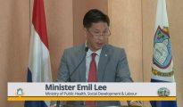 Minister of Health Emil Lee - 20 Feb 2019