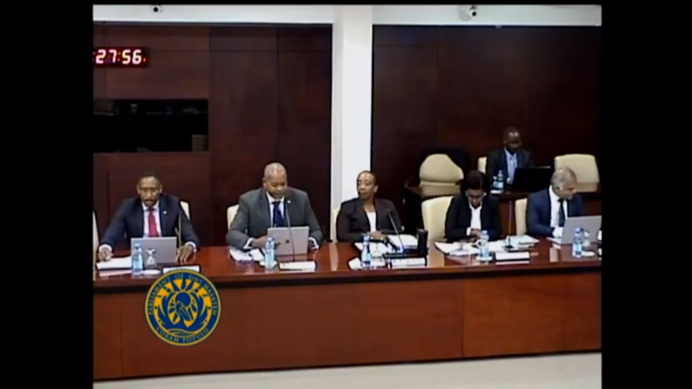Minister of Justice on FATF regulation in Parliament - 27 Feb 2019