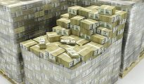 Pallets of Cash