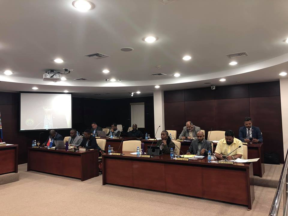 Parliament meeting on GEBE - 5 Feb 2019