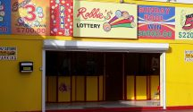 Robbie's Lottery Head Office St. Maarten