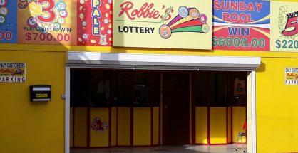 Robbie's Lottery Head Office St. Maarten