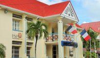 hotel de la collectivite saint martin