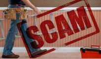 Contractor scam