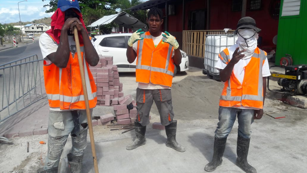 Dutch Quarter sewage project works 1 (2)