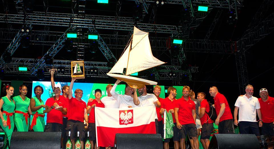Heineken Regatta 2019 Ocean Racing 1 winners I Love Poland
