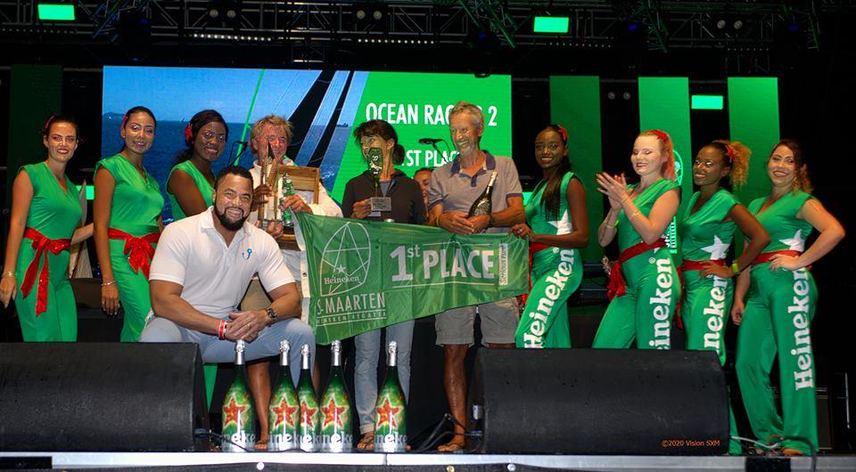 Heineken Regatta 2019 Ocean racing 2 winners Made in Midi