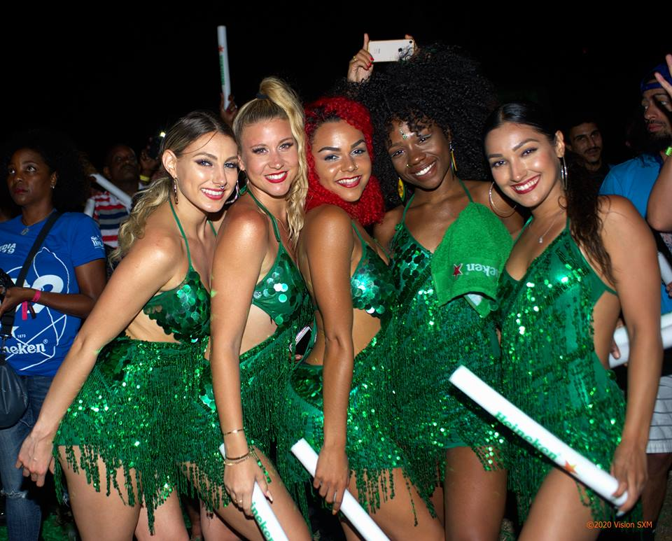 Heineken Regatta 2019 spice girls