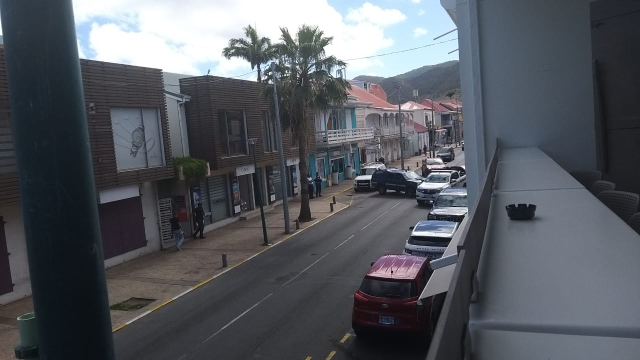 Man stabed in Marigot - 25 March 2019 (2)