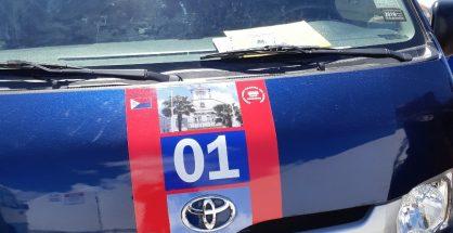 MinTEATT Public Bus caught carrying out Taxi Tours