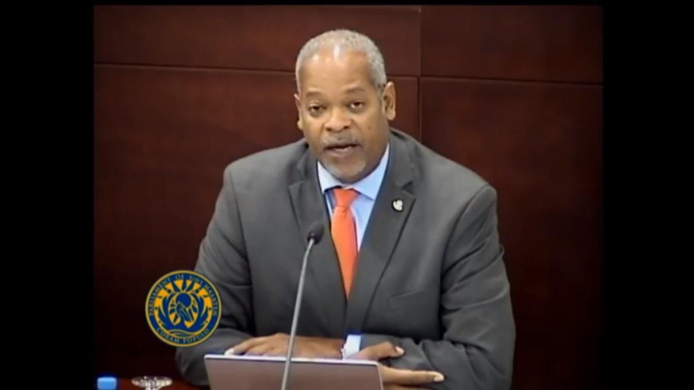 Minister Cornelius De Weever - 21 Mar 2019