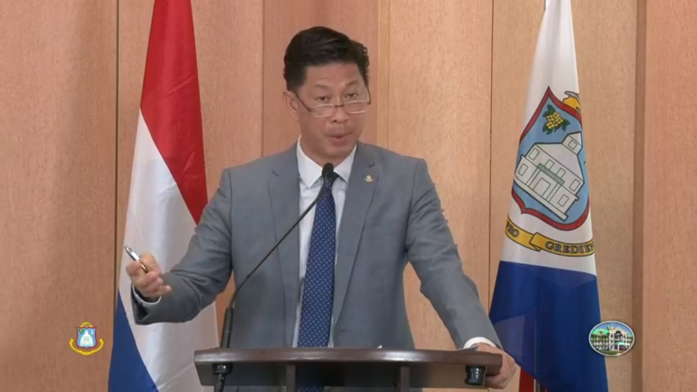 Minister Emil Lee - 13 March 2019