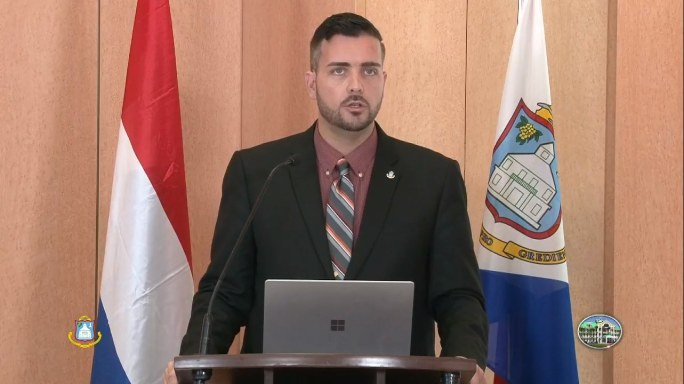 Minister of Aviation Stuart Johnson - 13 March 2019