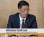 Minister of Health Emil Lee - 27 Mar 2019