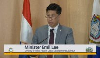 Minister of Health Emil Lee - 6 Mar 2019