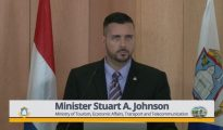 Minister of Tourism Stuart Johnson - 6 Mar 2019
