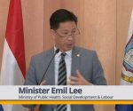 Minister of VSA Emil Lee - 20 Mar 2019