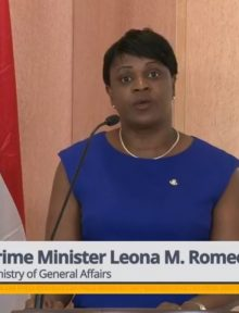 PM Leona Romeo-Marlin - 20 Mar 2019