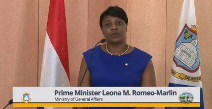 PM Leona Romeo-Marlin - 20 Mar 2019