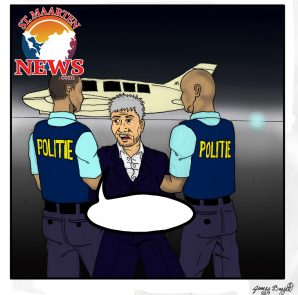 Theo Cartoon - What is he saying now