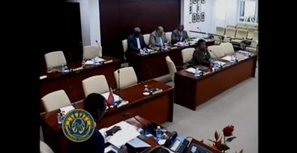 Lack of Quorum Parliament 23 April 2019
