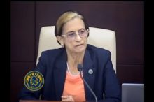 Parliament with Chairlady of Parliament Sarah Wescot-Williams - 01 Apr 2019