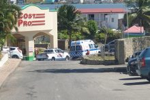 Police investigate Cost Pro Supermarket robbery