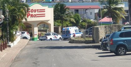 Police investigate Cost Pro Supermarket robbery