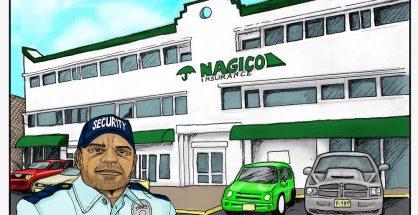 1. Nagico Building