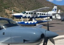 Aircrafts at Grand Case Airport - Seth Miller Post